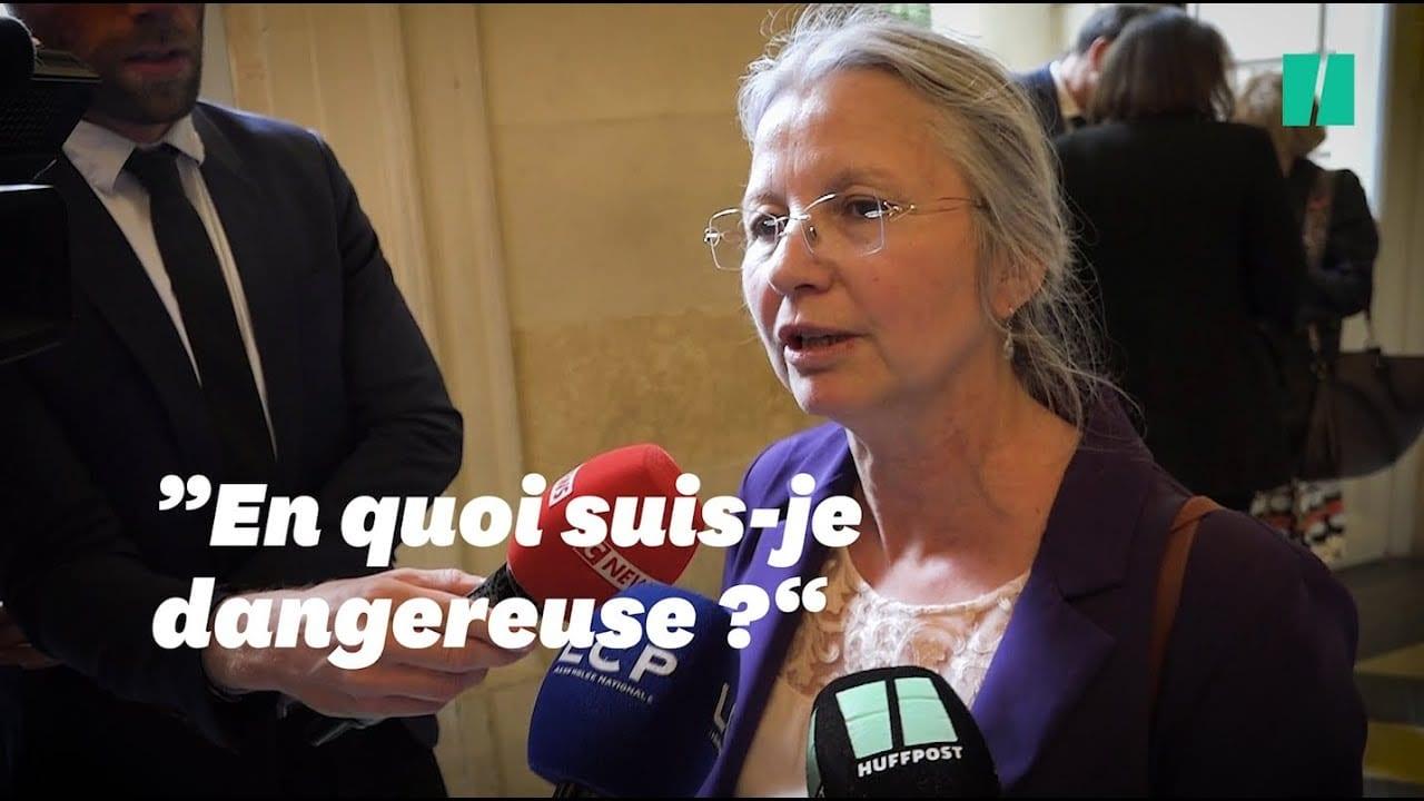 """Résultat de recherche d'images pour """"Agnès Thill se bat contre la PMA sans père. Macron veut sa peau"""""""