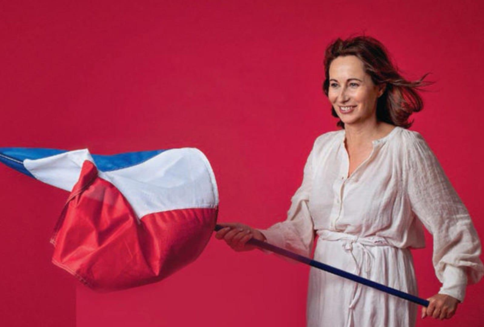 Ségolène Royal n'exclut pas d'être candidate à la présidentielle