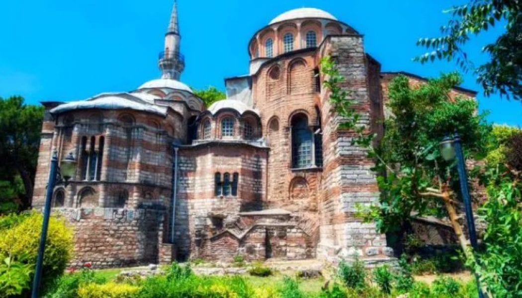 Après Sainte-Sophie, Erdogan transforme en mosquée le monastère du Saint-Sauveur-in-Chora Capture-12-1050x600-1